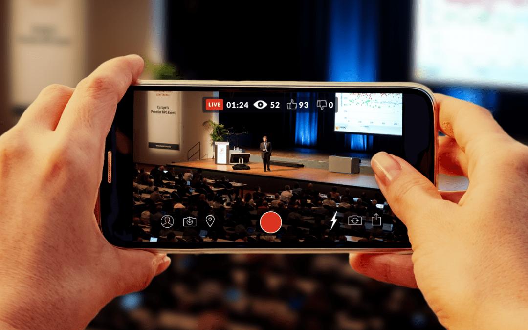 Live Streaming : Bienvenu à l'ère du Direct !