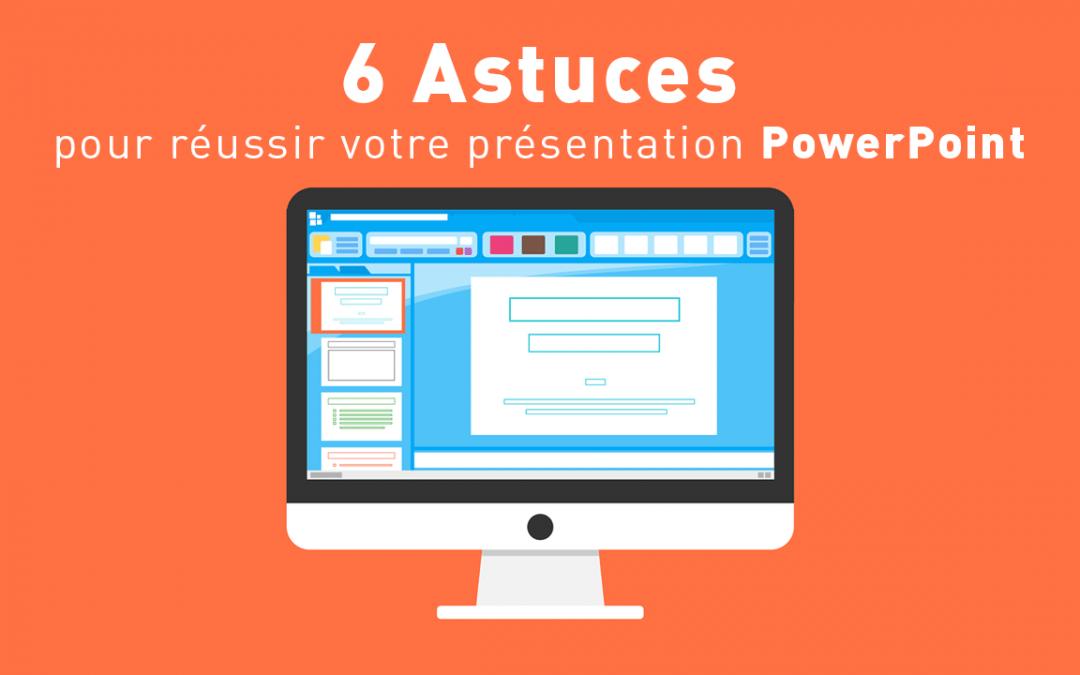 Comment réussir une belle présentation PowerPoint ?