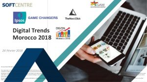 idées à retenir autour du Digital Trends Morocco 2018