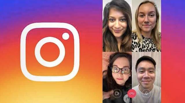 Instagram lance l'option appels vidéo pouvant accueillir jusqu'à 50 personnes