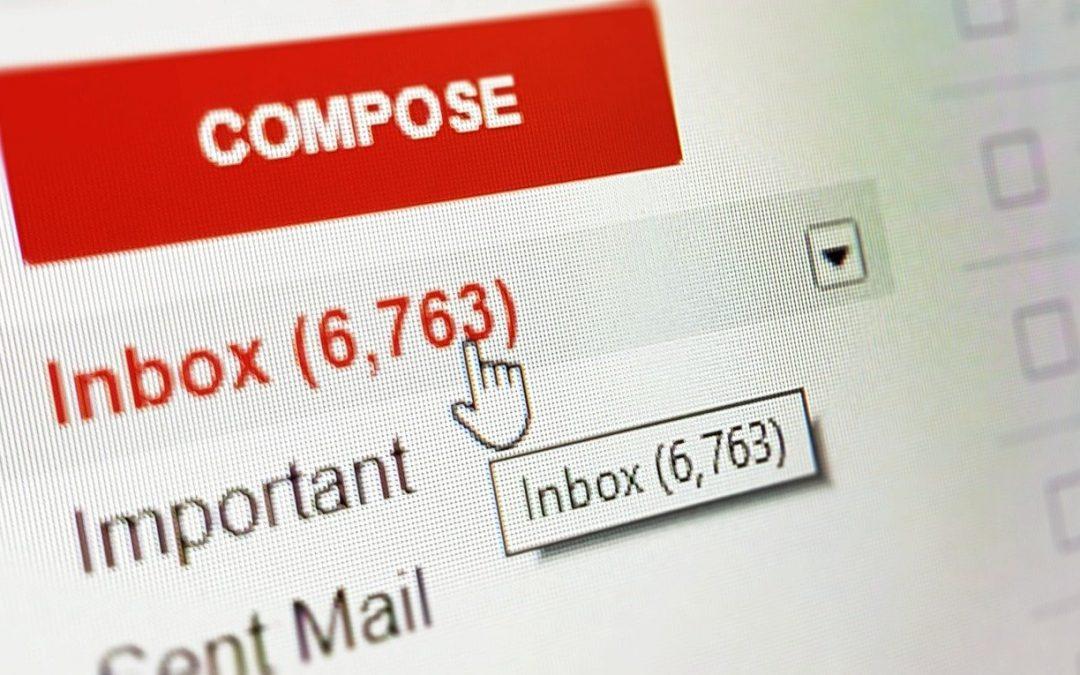 Gmail : Offrez un nouveau look à votre boîte de réception !