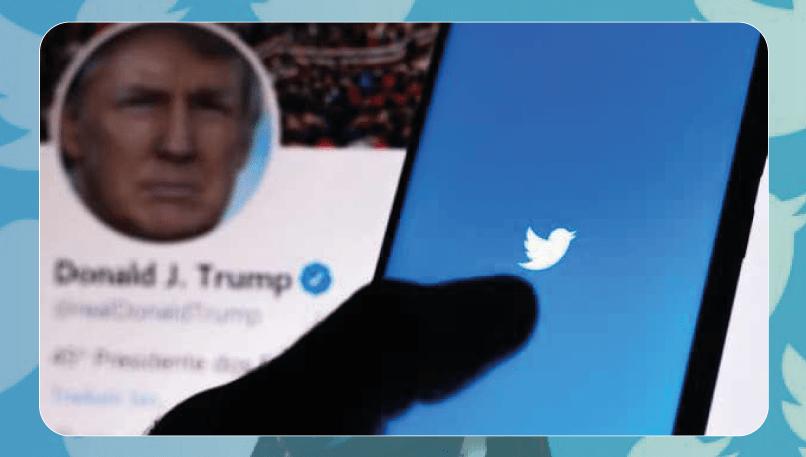Twitter suspend définitivement le compte de Donald Trump